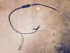 TUNDRA THROTTLE CABLE