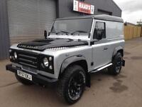 * SOLD * 2007 (57) Landrover defender 90 Hard Top Van 2.4TDCi 6 Speed * 103k *