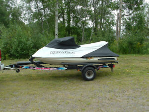 1997 SeaDoo GTI 717cc 3 Seater Water Craft