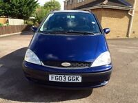Ford galaxy ghia 1.9 tdi 03 reg