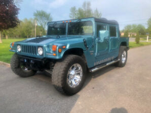 2001 HUMMER H1  6.5L turbo diesel convertible
