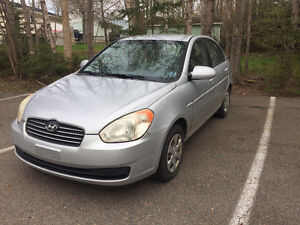 2006 Hyundai Accent for parts/ fixer-upper