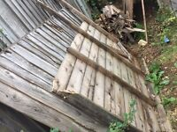 Free wood /fence/broken shed fire wood bits/ pallets