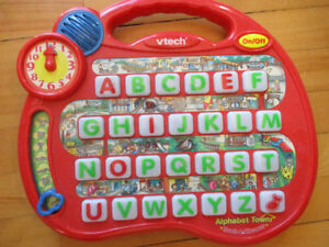 Vtech alphabet town touch and discover