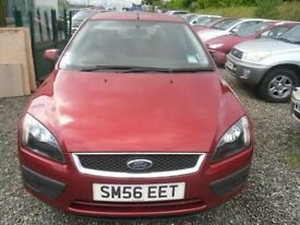 2007 FORD FOCUS 1.8 Zetec [Climate Pack] 2007 MODEL WORTH A LOOK