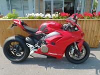 PANIGALE V4 2019 869 MILES ONLY