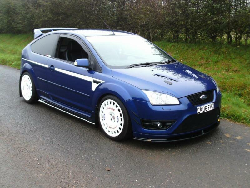 Focus St Wheels >> 2006 FORD FOCUS 2.5 ST-3 225, LOADS OF MONEY SPENT 278 BHP, OZ WHEELS, FAST CAR | in Sidmouth ...