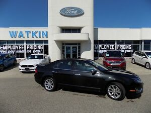 2012 Ford Fusion SEL 4 cyl