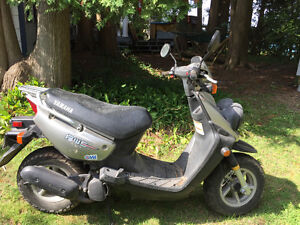 Yamaha Scooter in excellent condition