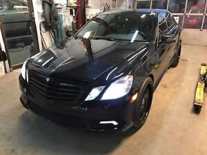 Fully Loaded 2010 Mercedes-Benz E-Class 550 FOR SALE!