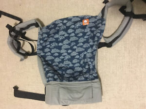 Toddler sized Tula Carrier