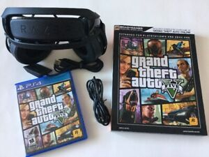 GTA V - Guide - Casque/Headset ManOwar de Razer -