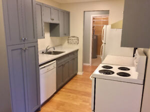 2 Bedroom Top floor unit at Mountain view with private balcony.