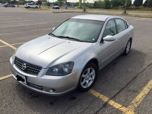 2006 Nissan Altima 2.5S *Includes winter tires* Cert and e test