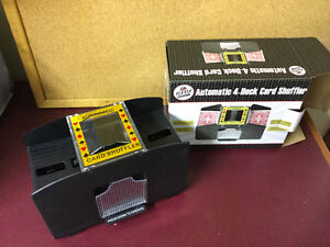 Automatic Card Shuffler - Battery Operated