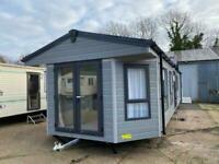 DELTA LANGFORD 2021 MODEL 40X13 2 BED D/G STATIC CARAVAN - FREE UK DELIVERY