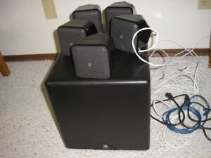 BOSTON Acoustics Soundwave Home Theatre Speakers  Surround Sound