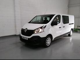 2015 RENAULT TRAFIC LL29 BUSINESS DCI S/R W/V DIESEL