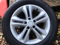 Nissan Winter wheels & tyres