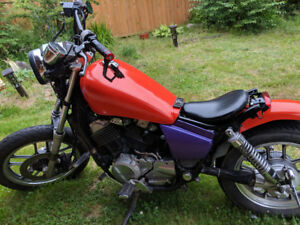 Honda 500 shadow