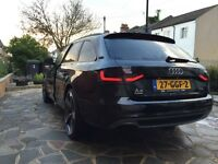 "Audi A4 Avant, Left Hand Drive, Automatic 2.0TDI 200HP 20"" brand new wheels"