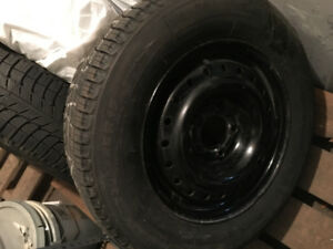 Michelin Winter Tires and Rims #205 65 R15