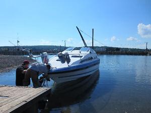 1988 Bayliner Ciera Sunbridge 24.5' Boat