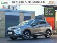 2018 Mitsubishi Eclipse Cross 4 SUV Petrol Manual