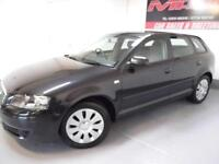 Audi A3 1.6 Special Edition Sportback 2005 Just 57667 Miles Fantastic Condition