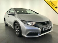 2014 HONDA CIVIC I-DTEC SE 5 DOOR HATCHBACK DIESEL STOP/ START FREE ROAD TAX