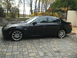 2008 BMW 5-Series 535xi Berline