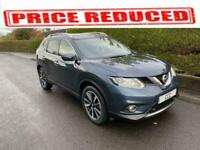 XL 7 SEATER - 2017 Nissan X-Trail 1.6 dCi Tekna Xtron 5dr - REDUCED PRICE