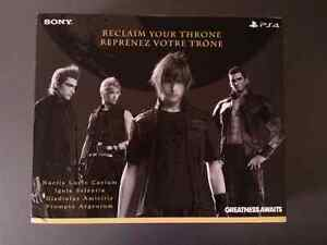 Final Fantasy XV PS4 Limited Edition console. Kitchener / Waterloo Kitchener Area image 3