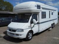 Auto Trail Chieftain SE 6 Berth Rear Fixed Bed Motorhome For Sale