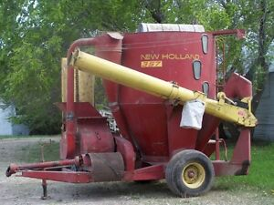 New Holland Mixmill