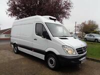 MERCEDES-BENZ SPRINTER 2.1TD | 313 - CDi | MWB | REFRIDGERATED / CHILLER | 2013