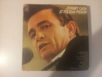 Johnny Cash at Folsom Prison Vinyl