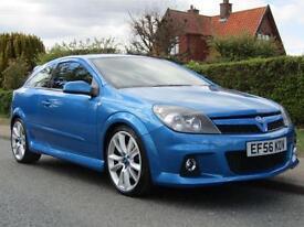 2006 Vauxhall Astra 2.0T 16V VXR 3DR PETROL TURBO ** ARDEN BLUE ** 3 door Hat...