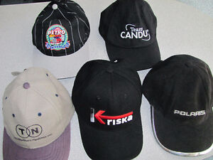 LOT of NEW and NEVER WORN baseball caps Cornwall Ontario image 1