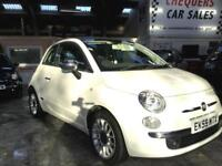 Fiat 500 1.2 C Lounge Convertible