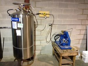 CO2 for Beverage Cylinders