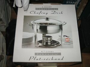 5 qt. Commercial Chafing Dish