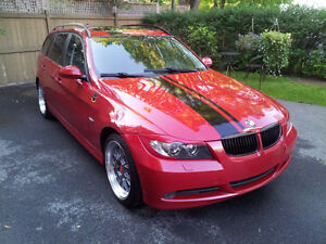 2007 BMW 3-Series Familiale