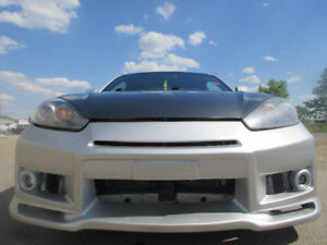 2008 HYUNDAI TIBURON SPORT PKG-SUNROOF-5 SPEED-125K