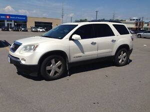 GMC ACADIA SLT2--FULLY LOADED