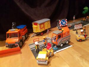 Playmobil...voirie et travaux publics