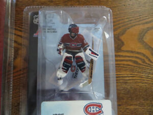FIGURINE MCFARLANE  MINI 2005 JOSE THEODORE  NHL HOCKEY