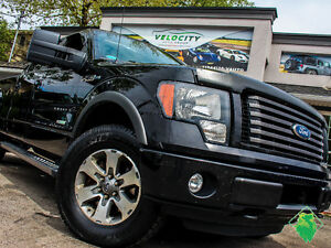 '11 Ford F-150 FX4+Roof+Leather+Off-Road+BackCam!Only $195/Pmts!