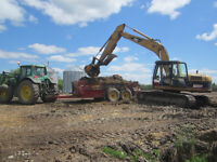 Excavator for hire/rent GREAT RATES