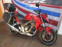 Honda CB500F 340 MILES FROM NEW